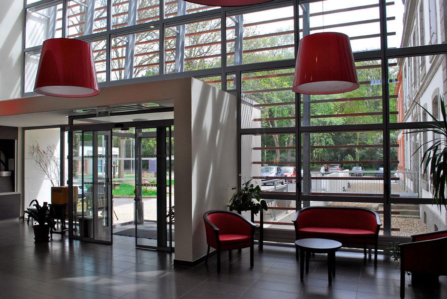 cap architecture r habilitation extension. Black Bedroom Furniture Sets. Home Design Ideas